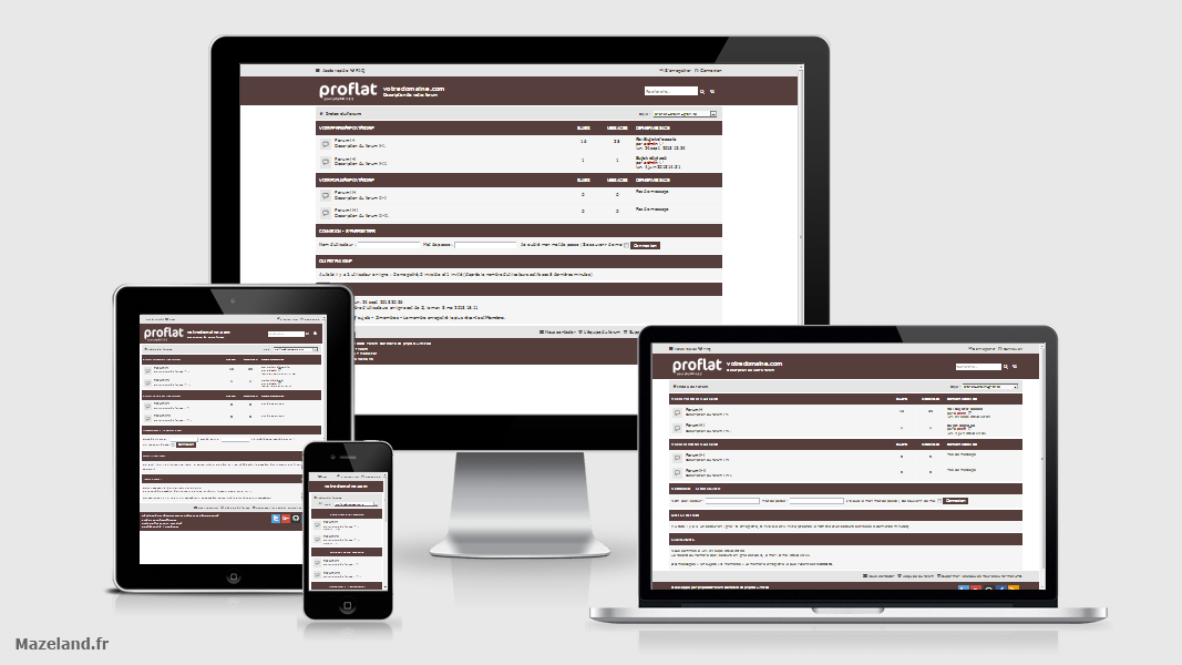 proflat-phpbb3-brown-granit-flat-style.png