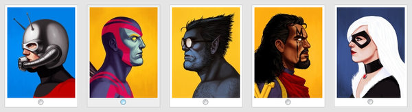 avatars Marvel Mondo